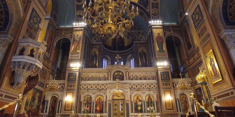 Η εορτή του Συνδέσμου Ιεροψαλτών Αττικής στη Μητρόπολη Αθηνών