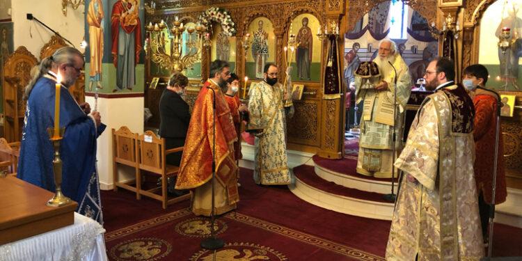 Τον πρώτο Επίσκοπο της Απόστολο Ρούφο γιόρτασε η Μητρόπολη Θηβών και Λεβαδείας(ΦΩΤΟ)