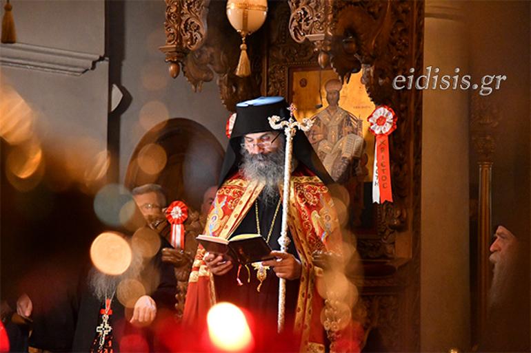 Στιγμιότυπα από την Ενθρόνιση του νέου Καθηγουμένου της Ιεράς Μονής Οσίου Νικοδήμου Πενταλόφου Γουμένισσας Γέροντος Πατρός Χρυσοστόμου Β' (ΦΩΤΟΓΡΑΦΙΕΣ & ΒΙΝΤΕΟ)