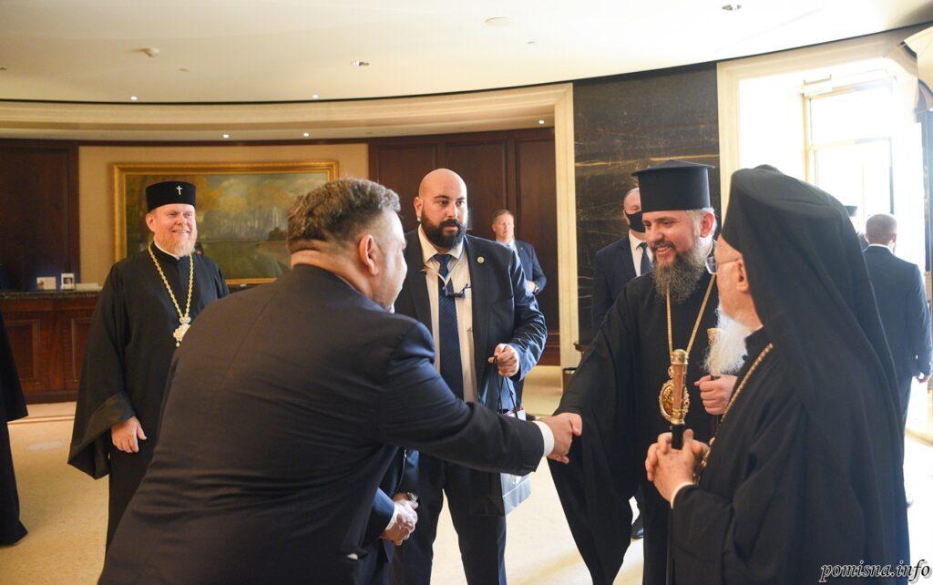 οικουμενικος πρεσβης κιεβο ελλαδας κυπρου
