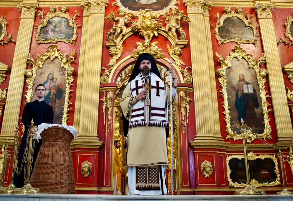 επισκοπος κομανων