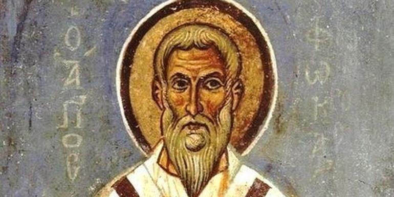 Μνήμη του Αγίου Ιερομάρτυρος Φωκά, Επισκόπου Σινώπης - Orthodox Times